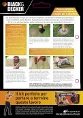 download this tip - Black & Decker - Page 2