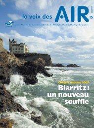 Voix des Air N° 15 06-2007 - FFAAIR
