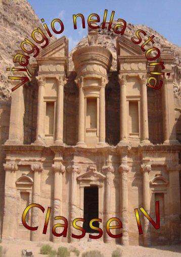 Giornalino delle civiltà antiche