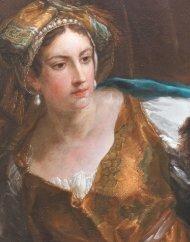 12. Ludovico Stern, Giuditta e Oloferne, olio su tela ... - Palazzo Chigi