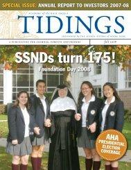 PRESIDENTIAL ELECTION COVERAGE - Holyangelsalumnae.org