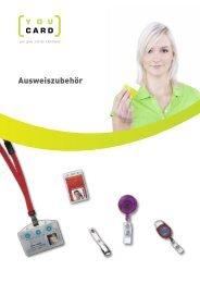 Ausweiszubehör - YouCard Kartensysteme GmbH