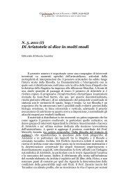Editoriale - Di Aristotele si dice in molti modi - Lo Sguardo - Rivista ...