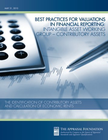 best practices for valuations in financial reporting - HSSK