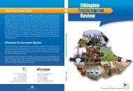 Forum for Environment - Ethiopian Civil Society Network on Climate ...