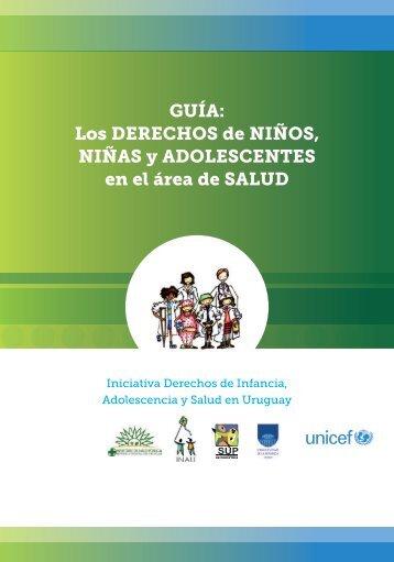 Los derechos de niños, niñas y adolescentes en el área de salud