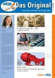Le tappe principali 1949 – 1959: I ruggenti anni - Elbe Holding ...