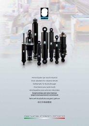 Ammortizzatori per veicoli industriali - Sabo