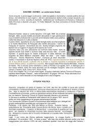 GIACOMO ACERBO - Portale gerboni.net