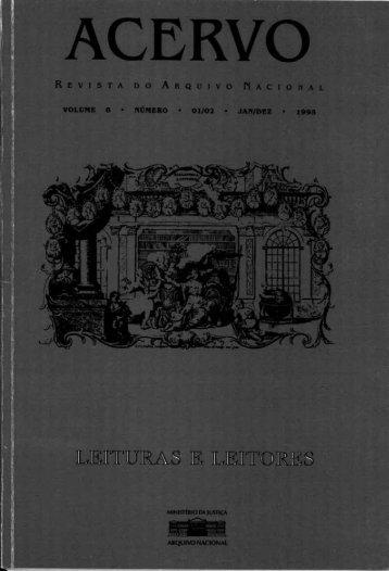 ACERVO - Arquivo Nacional