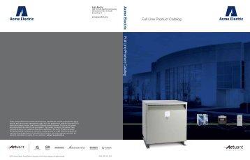 Acme Product Catalog - Ranger Enterprise Company Limited