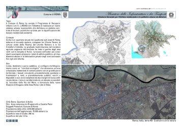 scheda sintetica in formato .pdf (835kb) - Benvenuto nel sito di ...