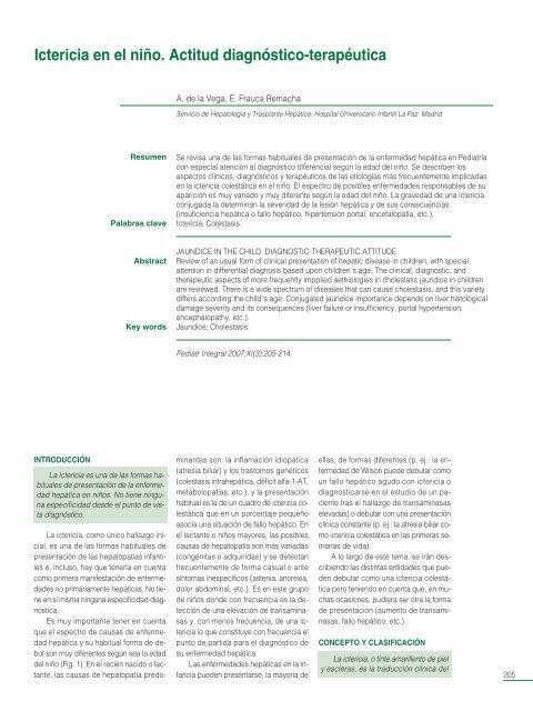 atresia biliar extrahepática etiología de la diabetes