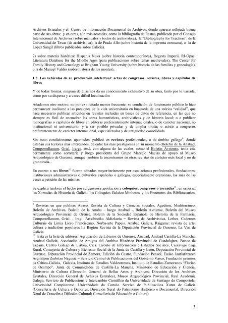 Olga Gallego Domínguez: indicadores de ... - Culturagalega.org