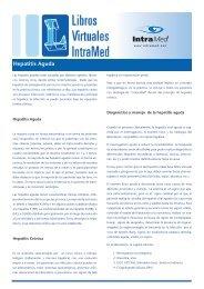 Hepatitis Aguda - IntraMed