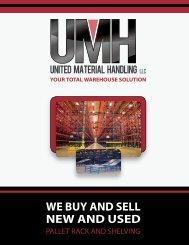 Download Brochure - United Material Handling LLC