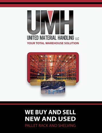 Download Brochure - United Material Handling LLC