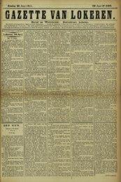 Zondag 25 Juni 1911. 68« Jaar N