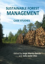 Sustainable Forest Management – Case Studies - From REDD to ...