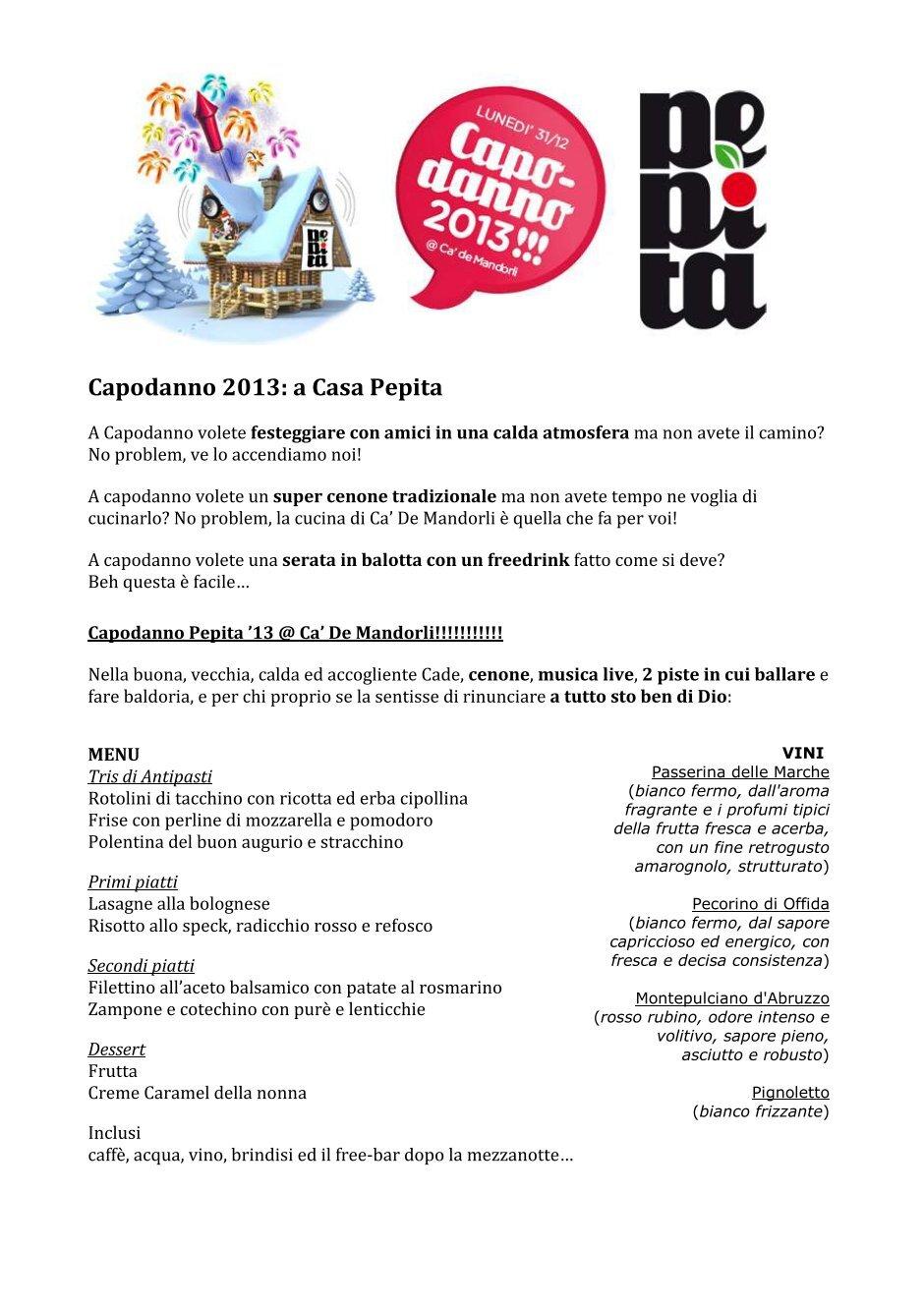 Camino Per La Casa 1 free magazines from pepitart.it