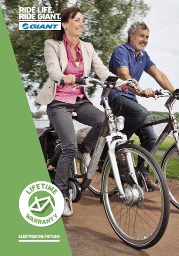 Giant Twist (elektrische fiets) folder - BCE Bikes