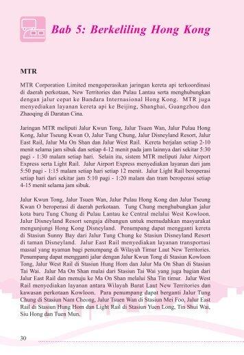 Bab 5: Berkeliling Hong Kong