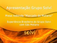 Apresentação Grupo Solví