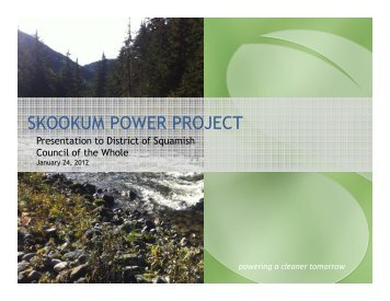 PRES DOS Council 120124_Final.pptx - Skookum Creek Power ...