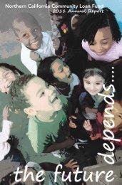 NCCLF 2011 Annual Report - Northern California Community Loan ...