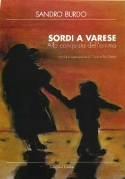 SORDI A VARESE - Audiovestibologia.It