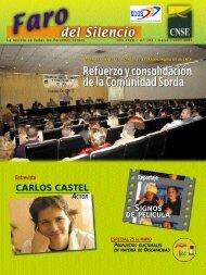 Refuerzo y consolidación de la Comunidad Sorda Refuerzo y ...