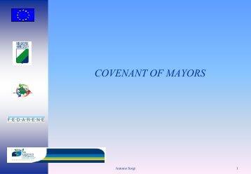 covenant of mayors - Regione Abruzzo