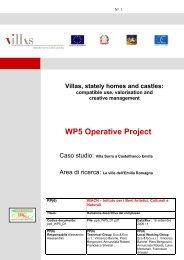 Villa Sorra a Castelfranco Emilia - Regione Veneto