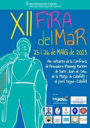 25 i 26 de MAIG de 2013 - Turisme Calafell