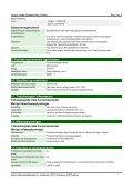 SIKKERHETSDATABLAD Hugos Vaske-/Rensemiddel (Hugos) - Page 3