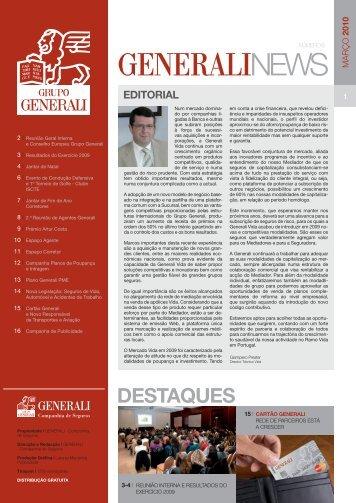DESTAQUES - Generali