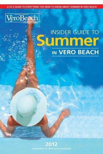 Summer - Vero Beach Magazine