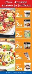 TARJOUKSET VOIMASSA TO-SU 4.-7.4. - K-supermarket - Page 5