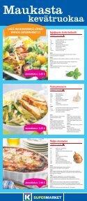 TARJOUKSET VOIMASSA TO-SU 4.-7.4. - K-supermarket - Page 6