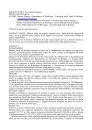 Total parameters: 5 - Università di Palermo