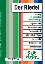 Teil 3 Bewegungstherapie als pdf - Riedel GmbH
