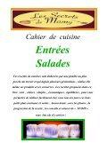 Entrées et Salades - Livresnumeriquesgratuits.com - Page 4