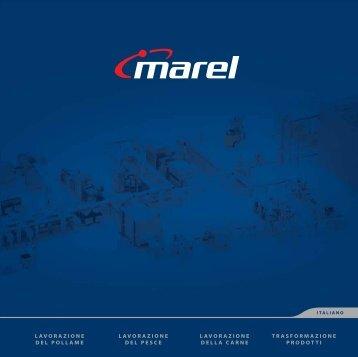 lavorazioni - Marel