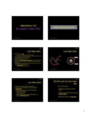 Astronomy 113