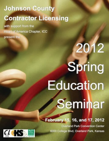 Johnson County Contractor Licensing