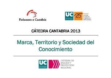 (Microsoft PowerPoint - Ponecia C\341tedra Cantabria)