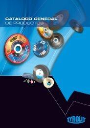 CATALOGO GENERAL DE PRODUCTOS - Bulonfer