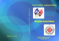 MAŞINI ELECTRICE - Academia Forţelor Aeriene