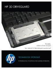 HP 3D DRIVEGUARD