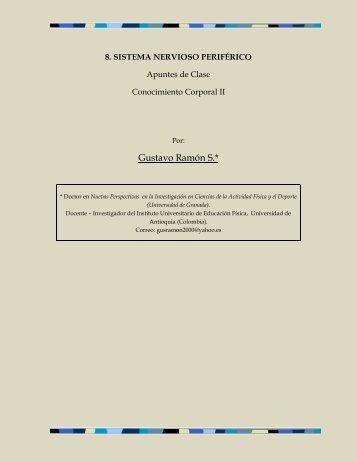 Sistema nervioso periférico - VIREF - Biblioteca Virtual de ...